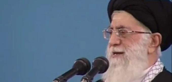 Khamenei speech