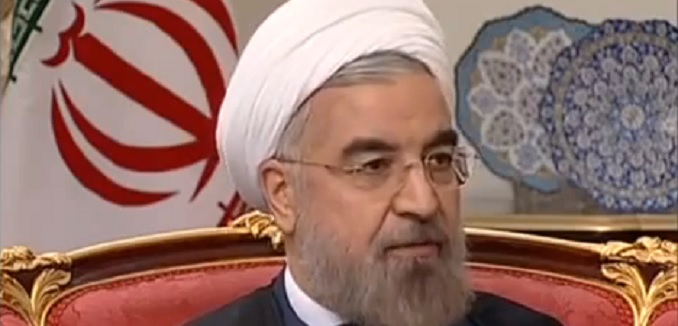Rouhani 100 days