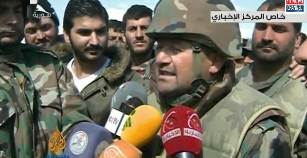 syrian official