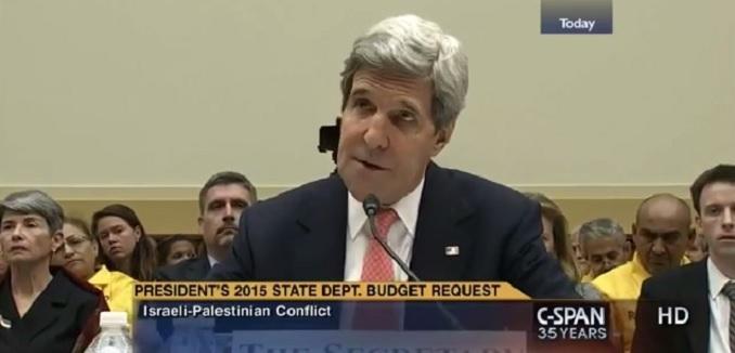 Kerry Jewish State