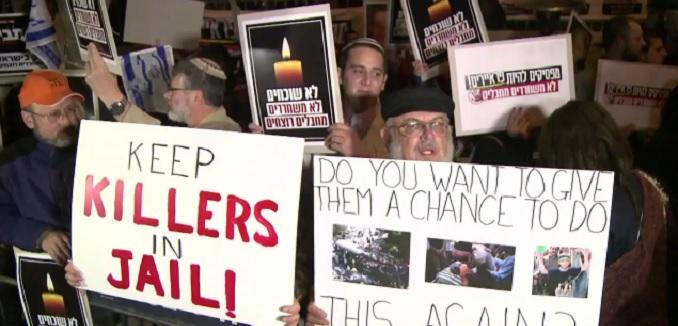 prisoner protests