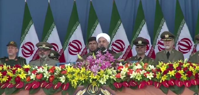 Rouhani  says Iran