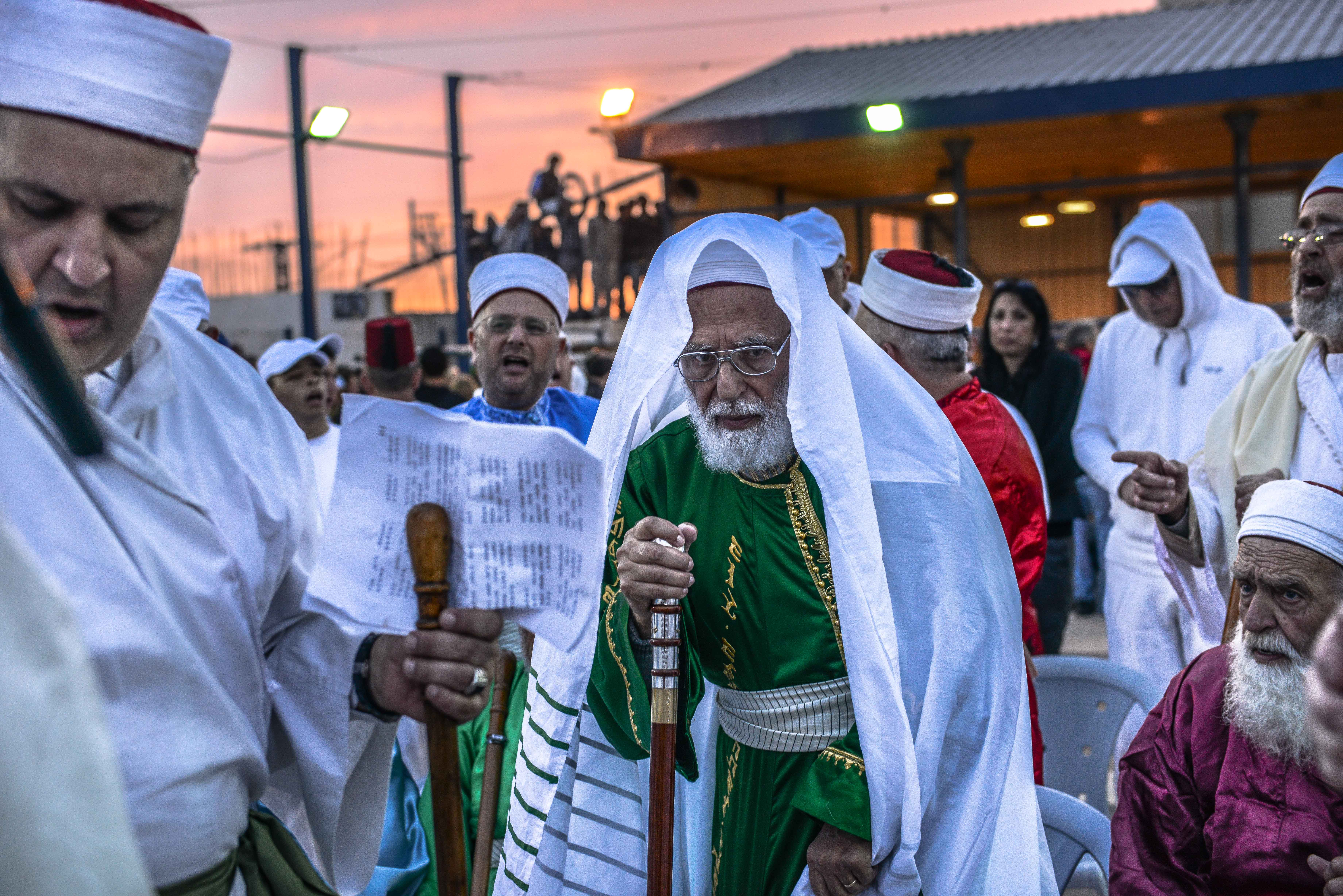 PHOTOS: Ancient Rituals in the Land of the Bible - The Tower
