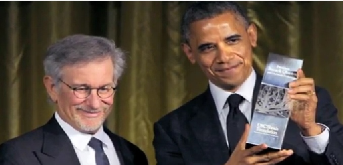 FeaturedImage_2014-05-09_YouTube_Spielberg_Obama