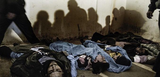 syrian bodies