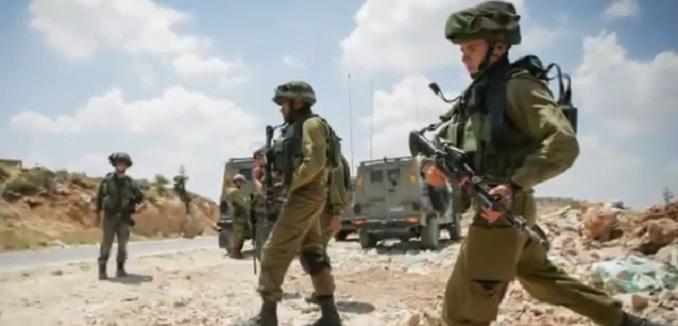 IDF troops