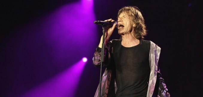 Mick Jagger Israel 2