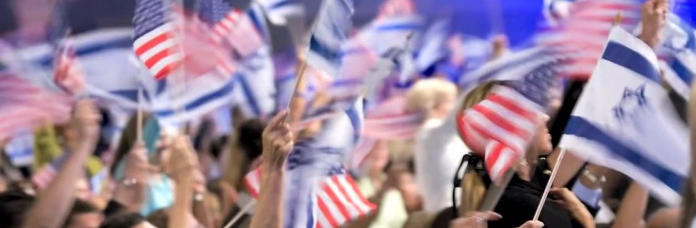 An image from the 2012 CUFI Washington Summit. Photo: Living Word Christian Center / YouTube