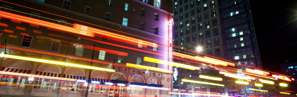 Sainte Claire Hotel, San Jose, California. Photo: Ed Schipul / flickr