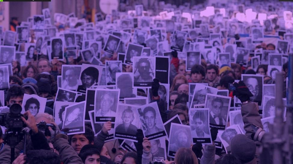 Memorial ceremony commemorating the AMIA bombing, July 18, 2014. Photo: Administración Nacional de la Seguridad Social / flickr