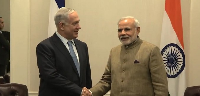 FeaturedImage_2014-09-29_165434_YouTube_Netanyahu_Modi