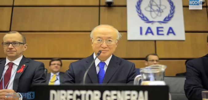 IAEA: Iran Stalled Nuclear Probe, Destroyed Evidence and ...