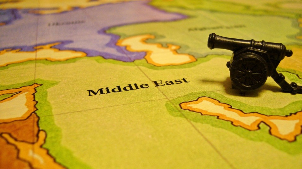 An image of the board game Risk. Photo: Stephen Coles / flickr