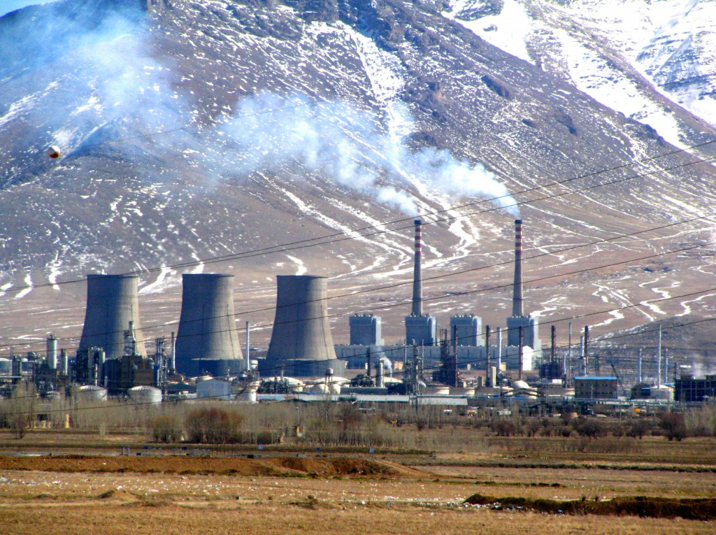 The Arak power plant, Iran. Photo: Miladfarhani / Wikimedia