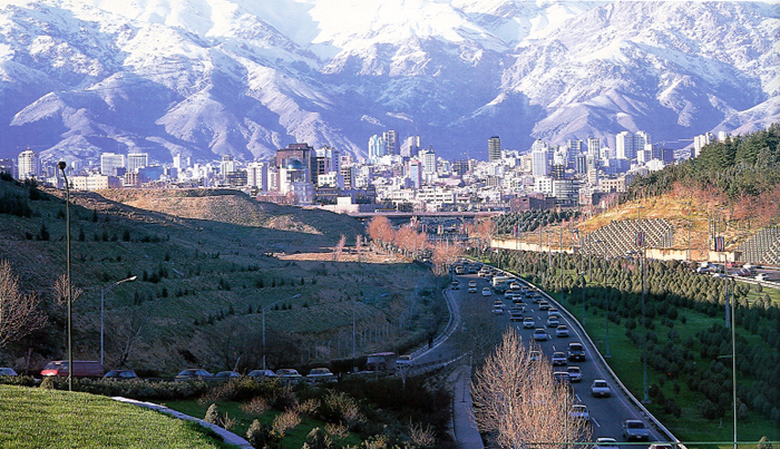 Tehran. Photo: Ori / Wikimedia