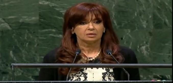 Kirchner-UN
