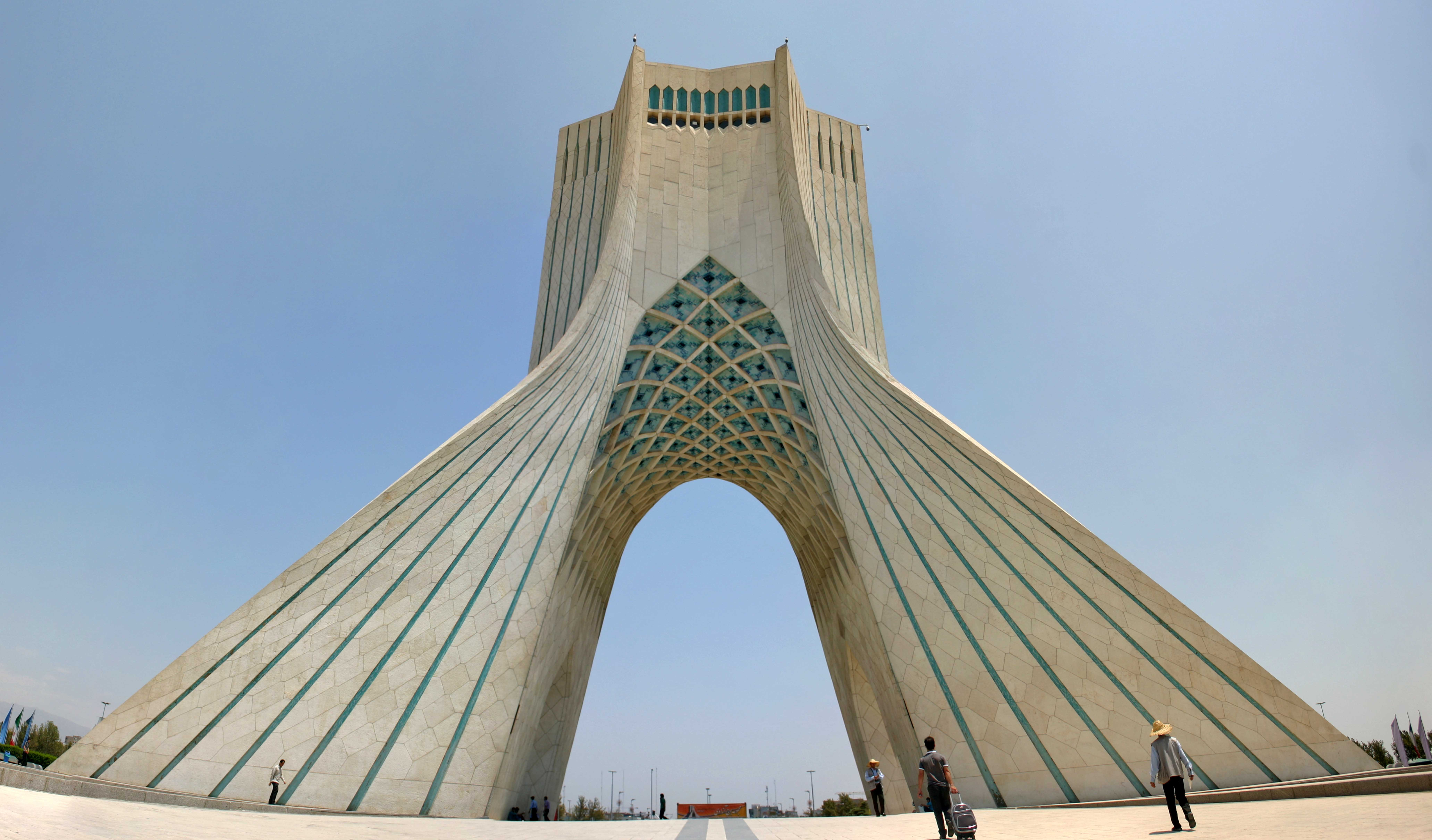 the rise of the iranian empire the tower