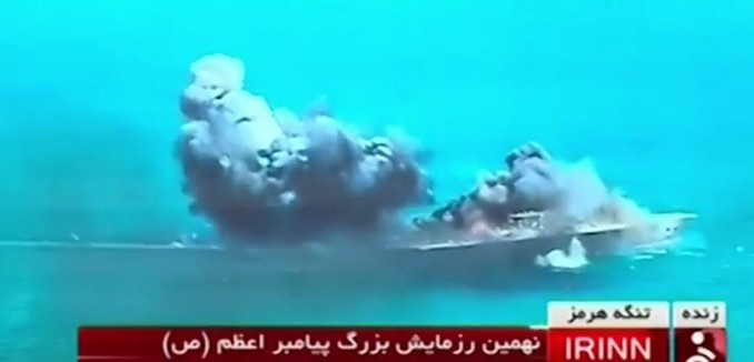 FeaturedImage_2015-02-25_095617_YouTube_Iran_Sinks_Dummy_US_Aircraft_Carrier