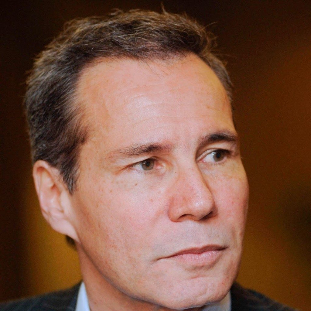 Alberto Nisman. Photo: HQPL / Wikimedia