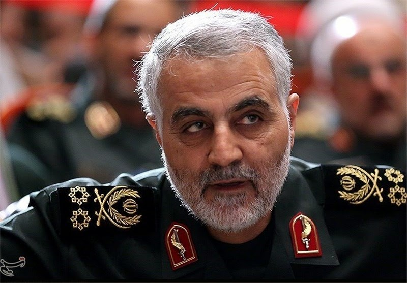 IRGC-QF chief Qassem Suleimani. Photo: The Iran Project