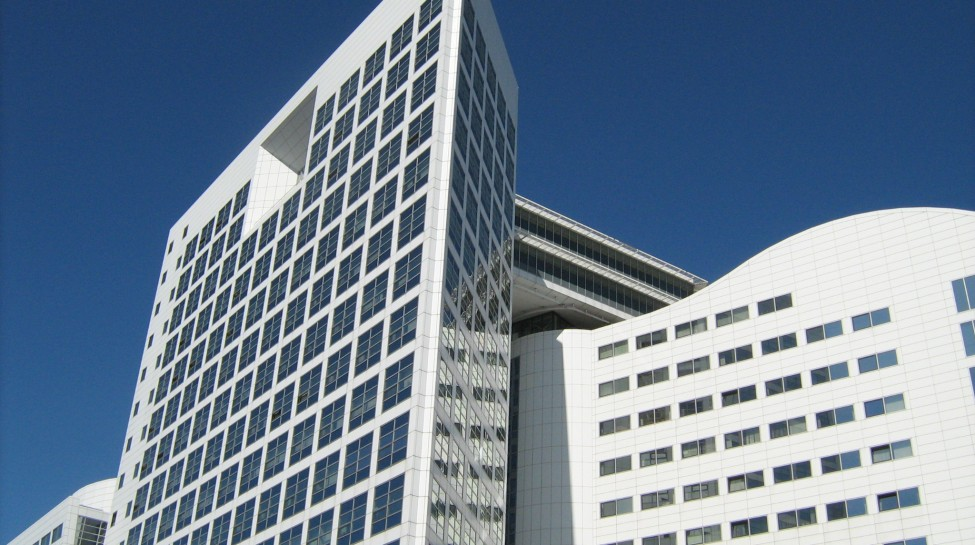 The headquarters of the International Criminal Court in the Hague. Photo: ekenitr / flickr