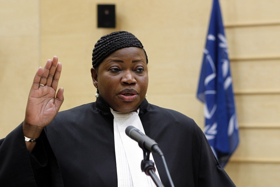 International Criminal Court Chief Prosecutor Fatou Bensouda. Photo: Prachatai / flickr