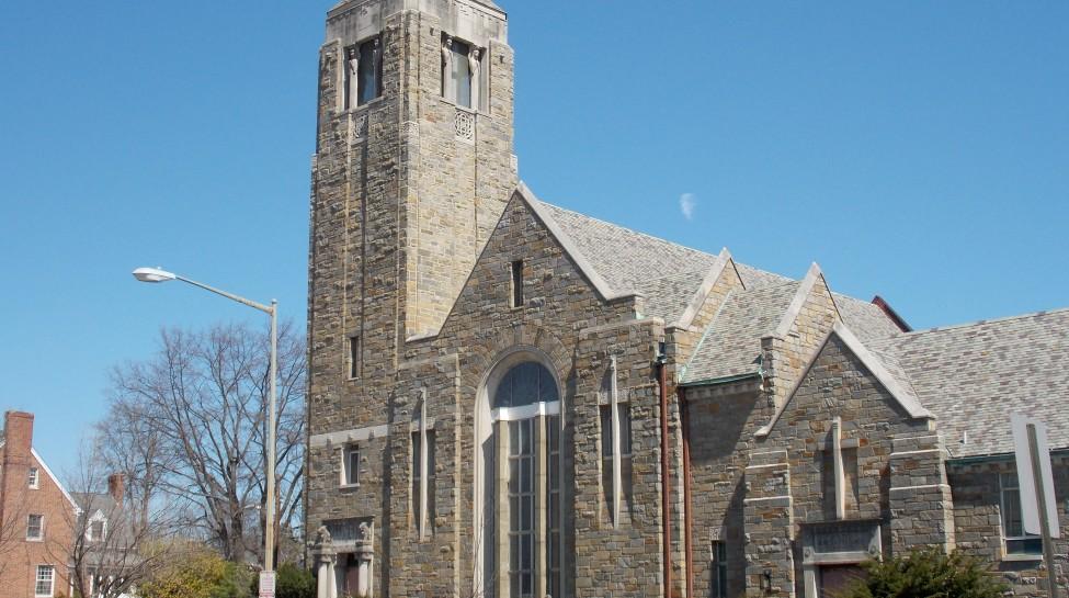 The Sixth Presbyterian Church, DC. Photo: Farragutful / Wikimedia