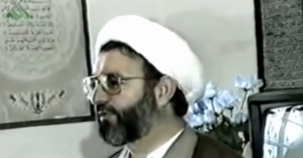 Mohsen Rabbani is wanted by Interpol for his role in the AMIA massacre. Photo: NTN24 / YouTube