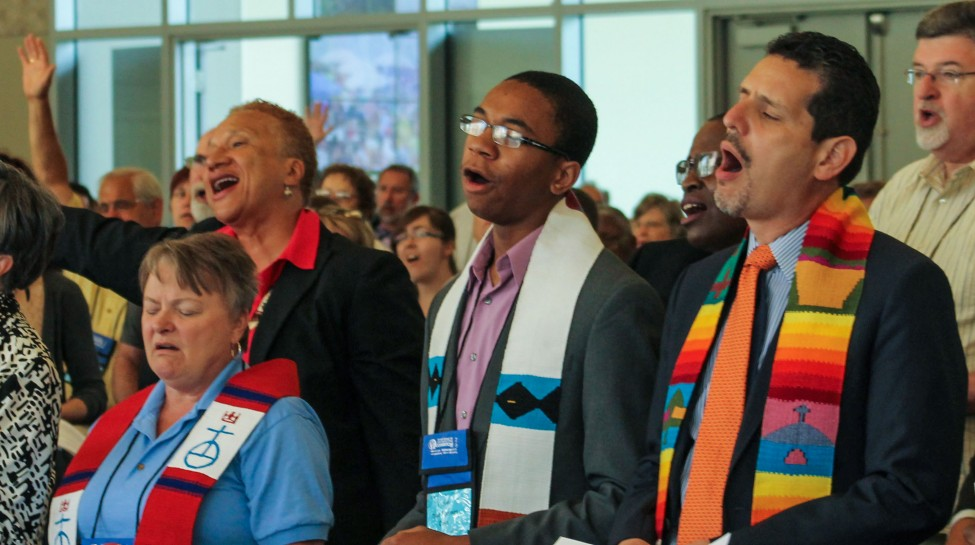 A service at the United Church of Christ General Synod. Photo: United Church of Christ / flickr
