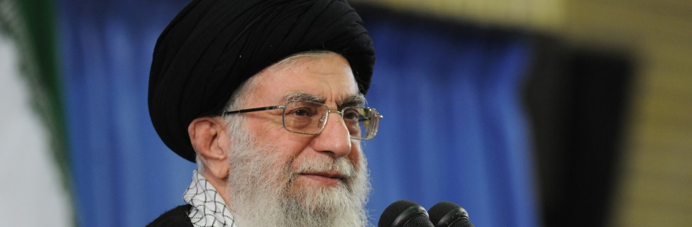 Ayatollah Ali Khamenei. Photo: Leader.ir