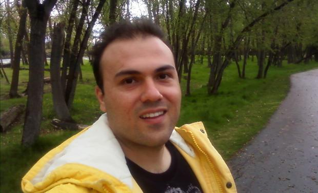 Saeed Abedini. Photo: American Center for Law and Justice