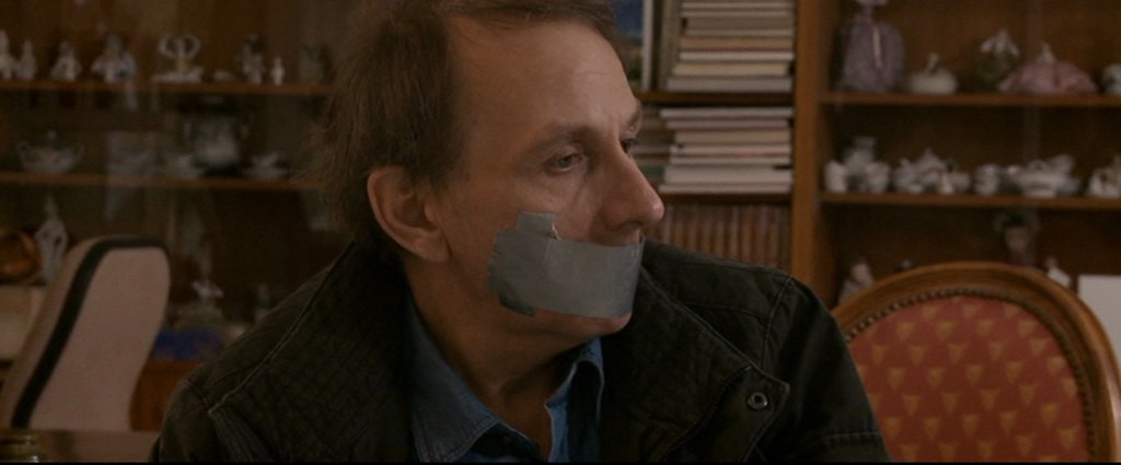 A still from the film The Kidnapping Of Michel Houellebecq. Photo: Cinema City / flickr