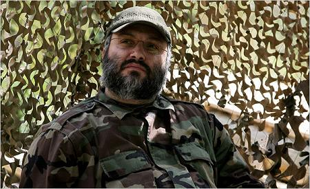 Imad Mughniyeh. Photo: Roaring / Wikimedia
