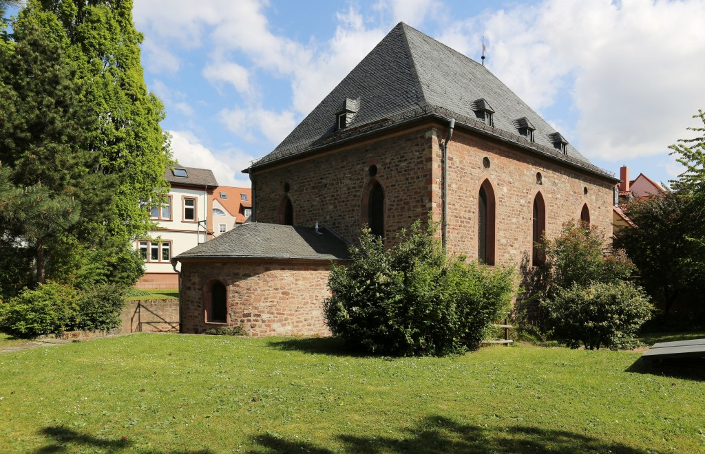 The Worms synagogue. Photo: Willy Horsch / Wikimedia