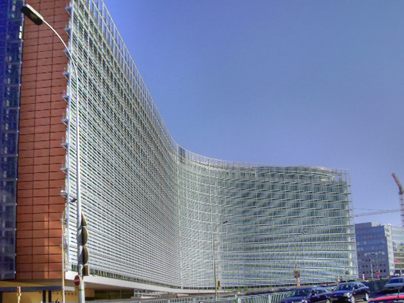 The Berlaymont, the headquarters of the European Commission. Photo: Murali Mohan Gurram / flickr
