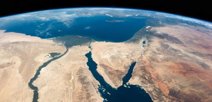 ISS035-E-007148_Nile_-_Sinai_-_Dead_Sea_-_Wide_Angle_View
