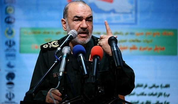 Brigadier General Hossein Salami, the IRGC's second-in-command. Photo: Fars News Agency