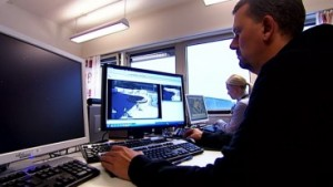 Norwegian investigators used BriefCam video synopsis technology to help them catch a bombing suspect in 2011. Photo courtesy of Norway TV 2 Nyhetskanalen.