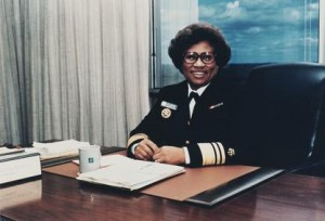 Dr. Jocelyn Elders, who became Surgeon General of the United States in 1993.