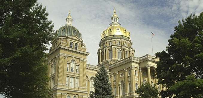 jn8706 Des Moines IA Iowa State Capitol Building AJD50013 Des Moines IA Iowa State Capitol Building plains mid-west midwest