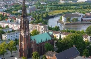FeaturedImage_2016-05-27_WikiCommons_Bürgermeister-Smidt-Gedächtnis-Kirche