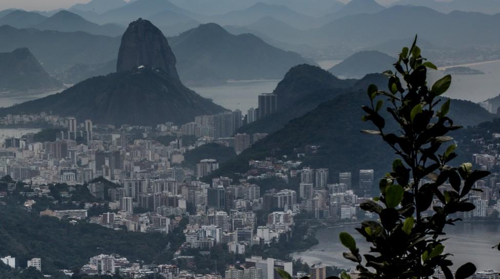 Sugarloaf Mountain overlooking Rio de Janeiro. Photo: Nati Shohat / Flash90