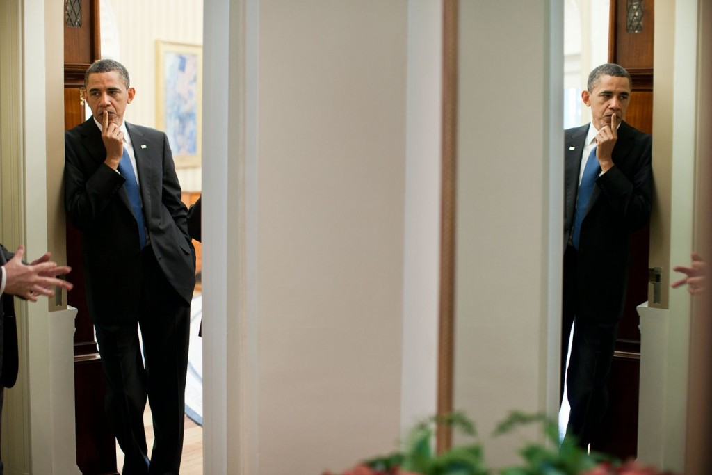 Photo: Pete Souza / White House