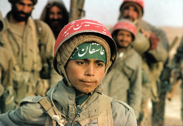 More than 95,000 Iranian children were casualties of the Iran-Iraq War - most aged 16-17, but some far younger. Photo: Wikimedia