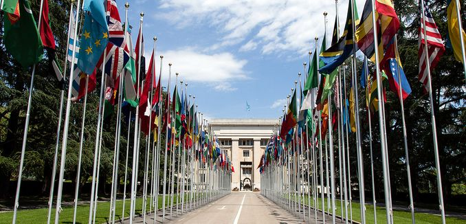 FeaturedImage_2016-06-14_WikiCommons_1200px-United_Nations_Flags_-_cropped