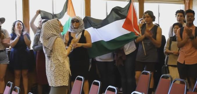 FeaturedImage_2016-07-26_113217_YouTube_Anti-Israel_Protest_SFSU