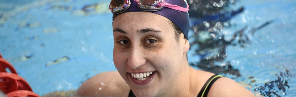Andrea Murez. Photo: Israel Swimming Association