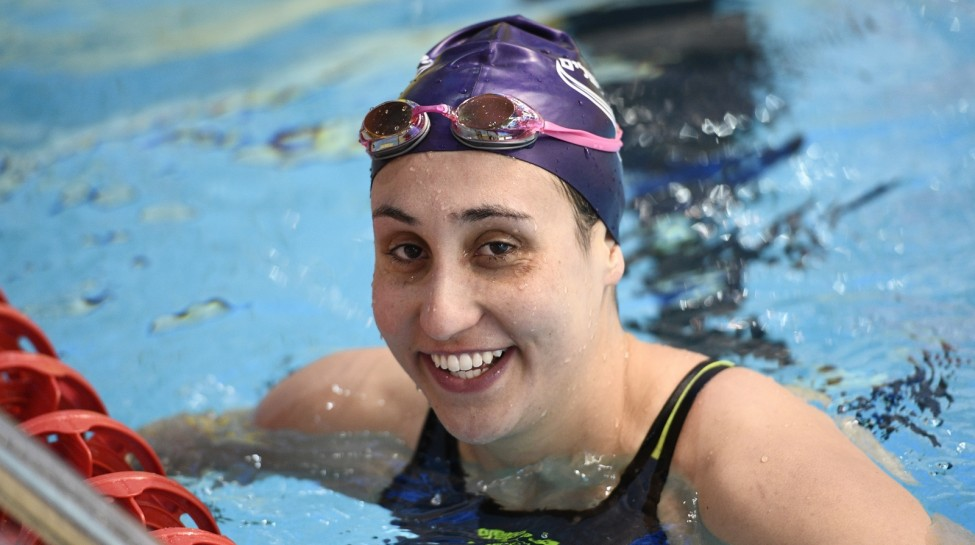 Andrea Murez. Photo: Israel Swimming Association
