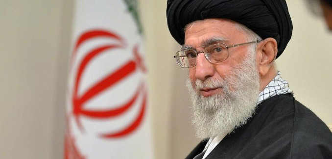 Talks with Supreme Leader of Iran Ali Khamenei