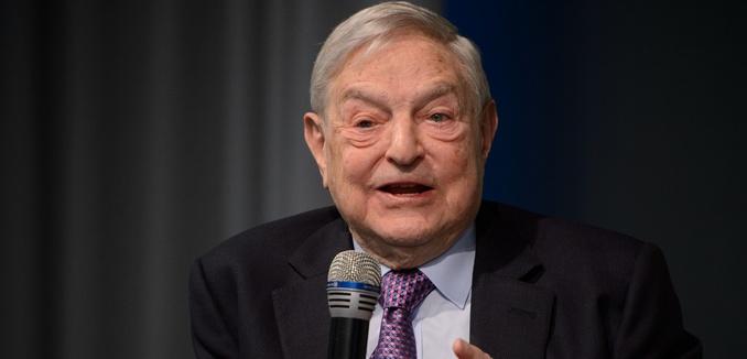 George Soros (Investor, Finanzier, Open Society Foundation), Foto: www.stephan-roehl.de